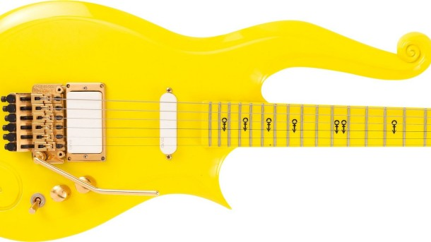 Famous Prince guitar to be auctioned in Beverly Hills