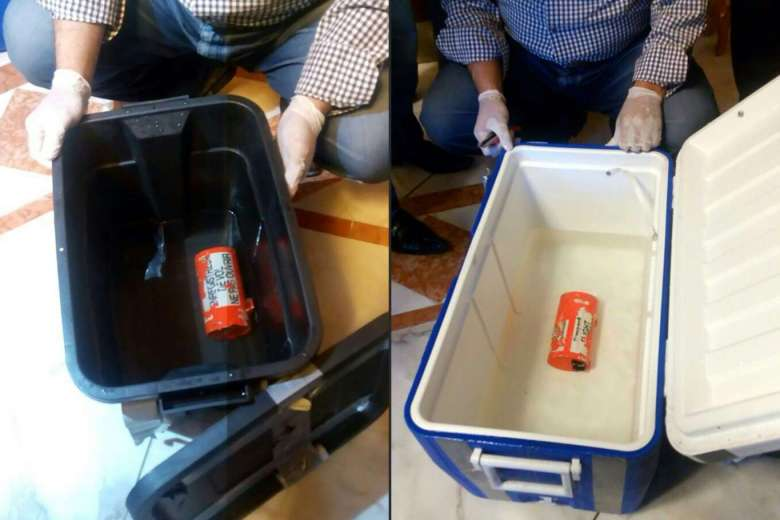 Data files from EgyptAir black box repaired