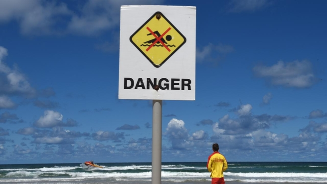 Man bitten by shark off NSW north coast