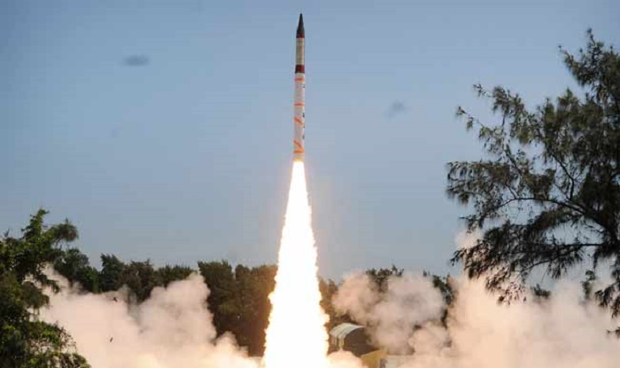 Pakistan successfully test-fires cruise missile