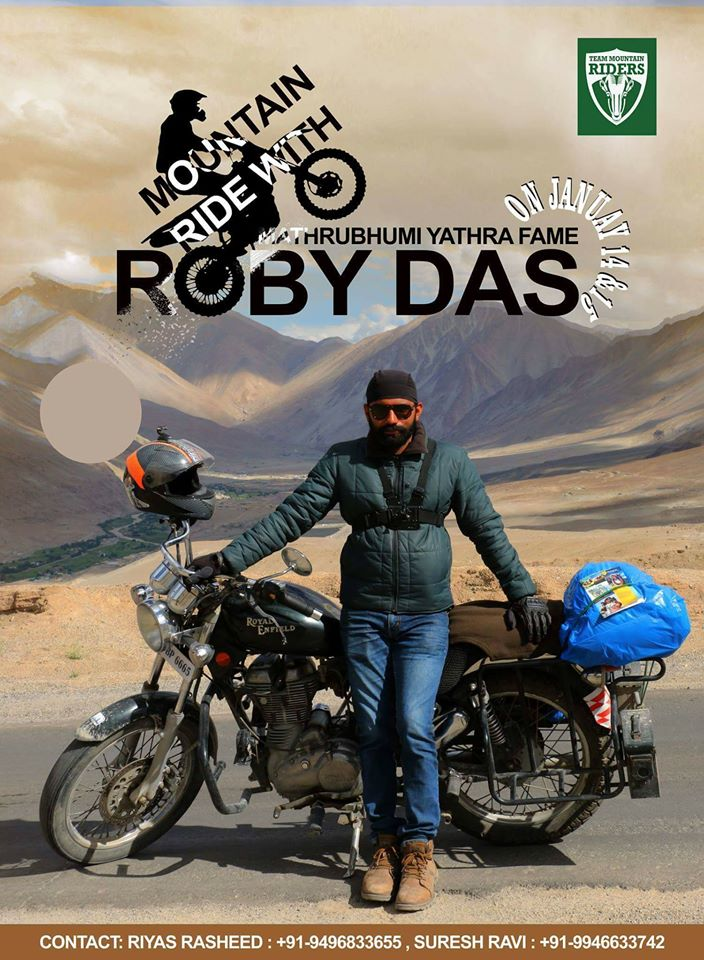 Mountain Ride with Roby Das