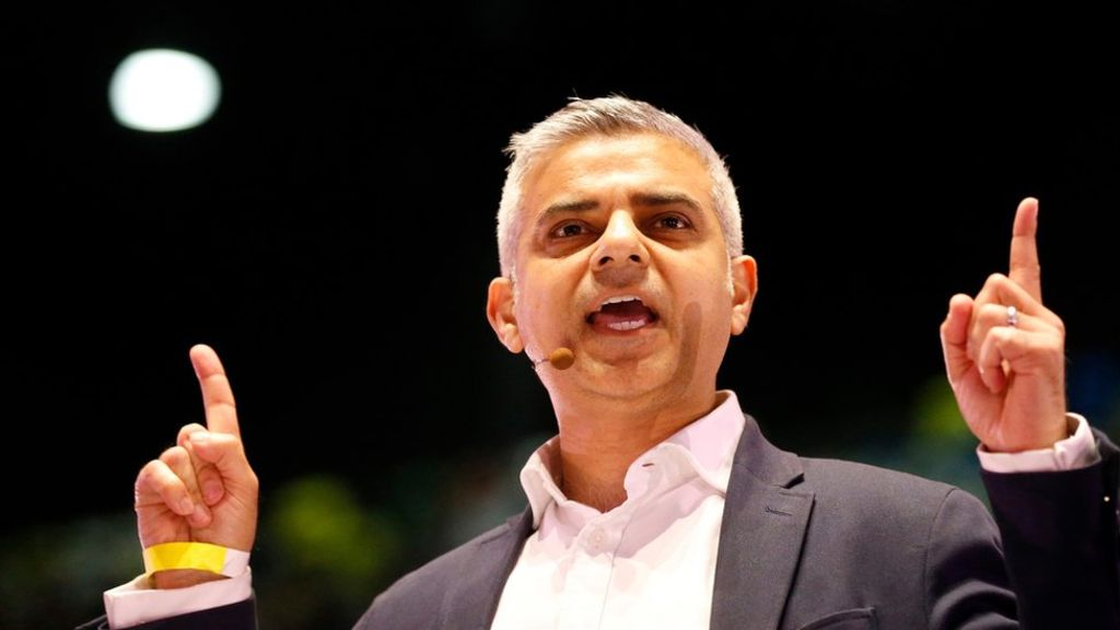 London Mayor Sadiq Khan says election should not be postponed after attack