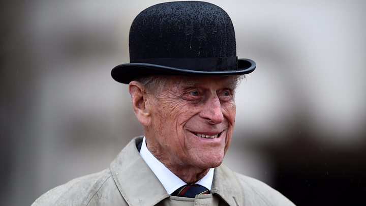Prince Philip carries out final engagement